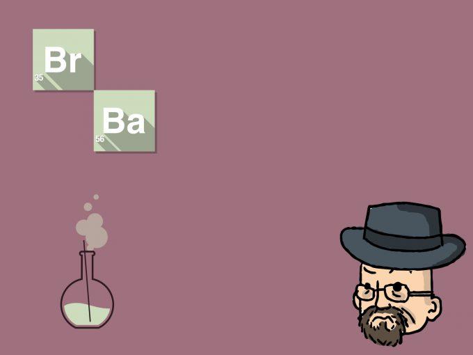 Breaking Bad Heisenberg PPT Backgrounds