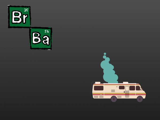 Breaking Bad PPT Backgrounds
