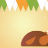 Chicken Feast PPT Backgrounds
