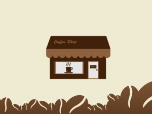 Coffee Shop Powerpoint Backgrounds