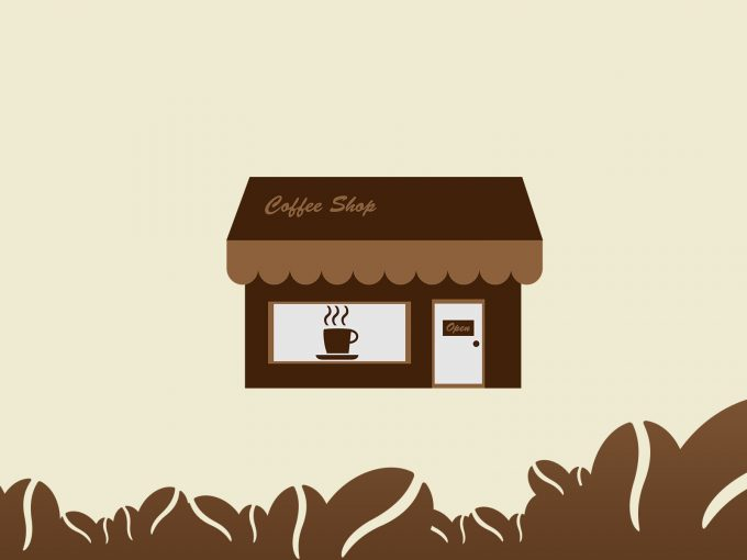Coffee Shop PPT Backgrounds