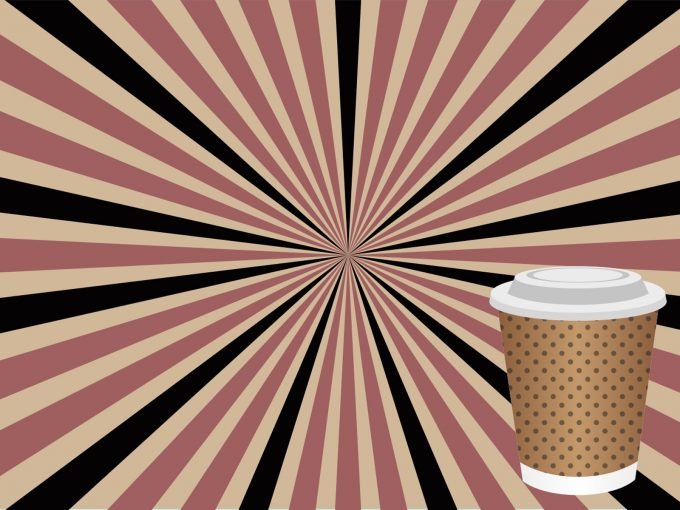 Coffee Time PPT Backgrounds