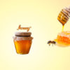 Cute Bee and Honey PPT Templates
