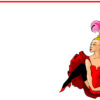 Dancer Girl Powerpoint Backgrounds