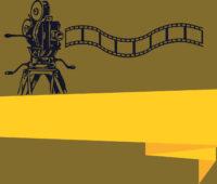 Film Strip PPT Backgrounds