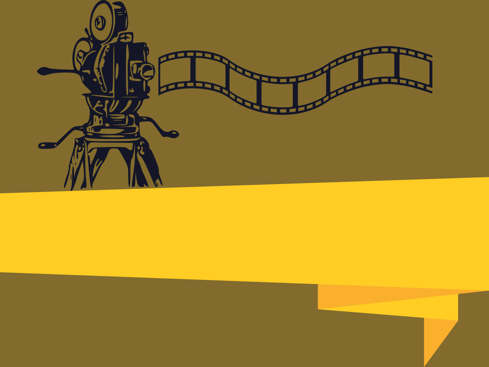film strip backgrounds black brown movie amp tv yellow