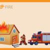 Fire Extinguishing PPT Background