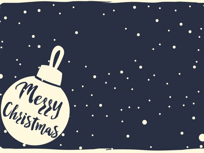 Merry Christmas PPT Backgrounds