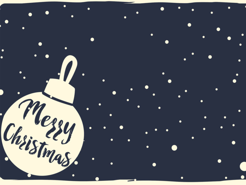 Merry Christmas Powerpoint Backgrounds