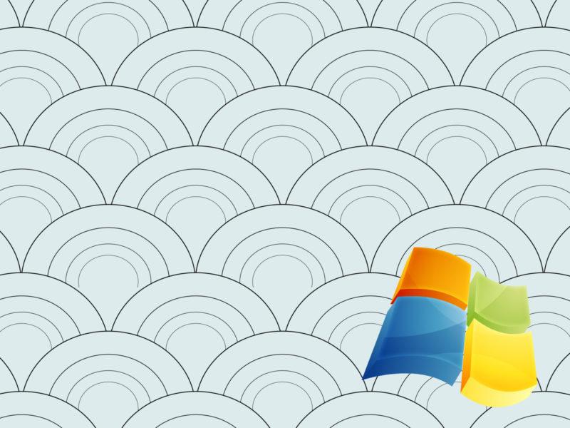 Microsoft Windows Backgrounds