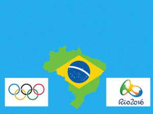 Olympic of Rio 2016 PPT Background
