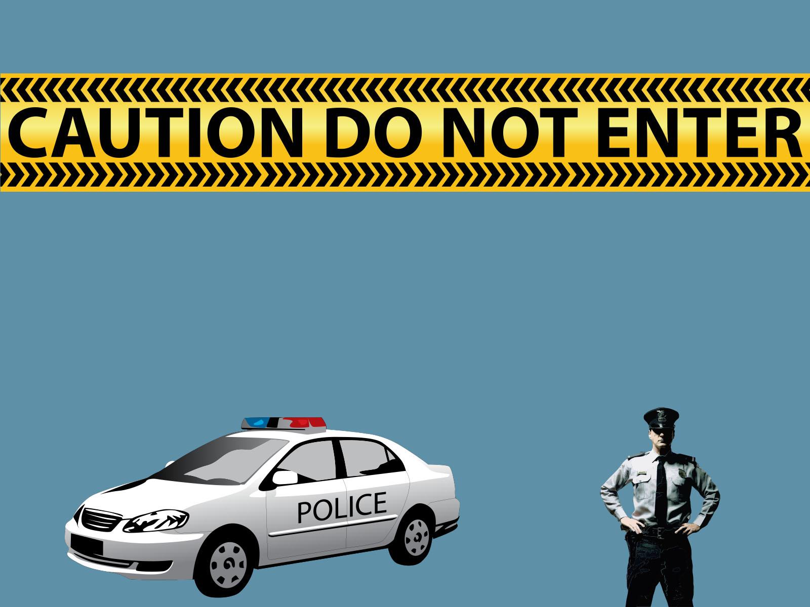 police crime area backgrounds black blue business