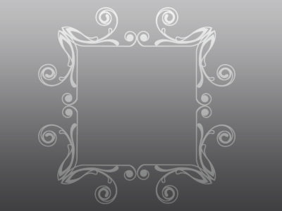 Rectangular Abstract Frame Backgrounds