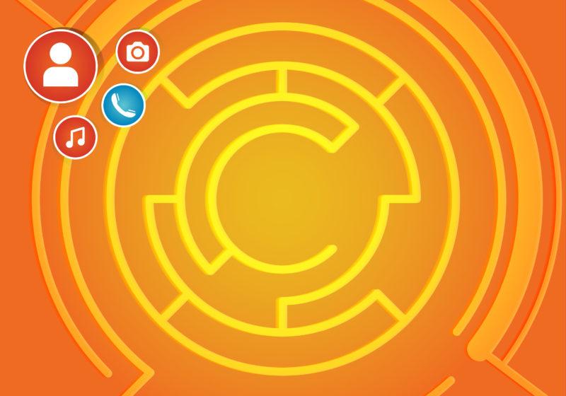 Social Media PPT Backgrounds