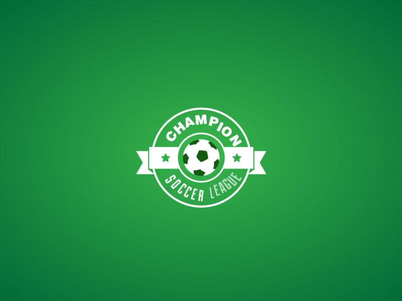 Soccer League PPT Backgrounds
