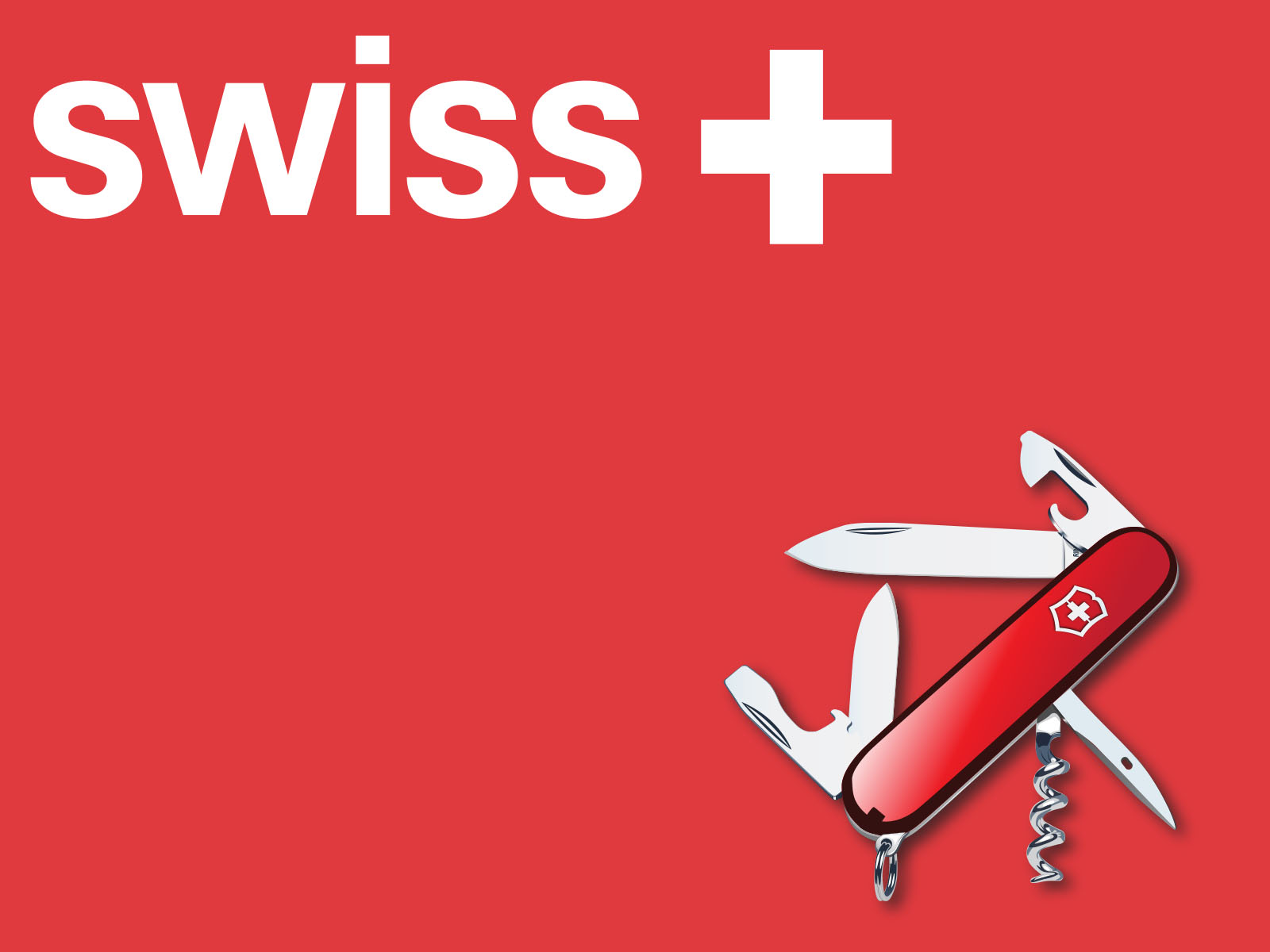 Swiss Victorinox PPT Background