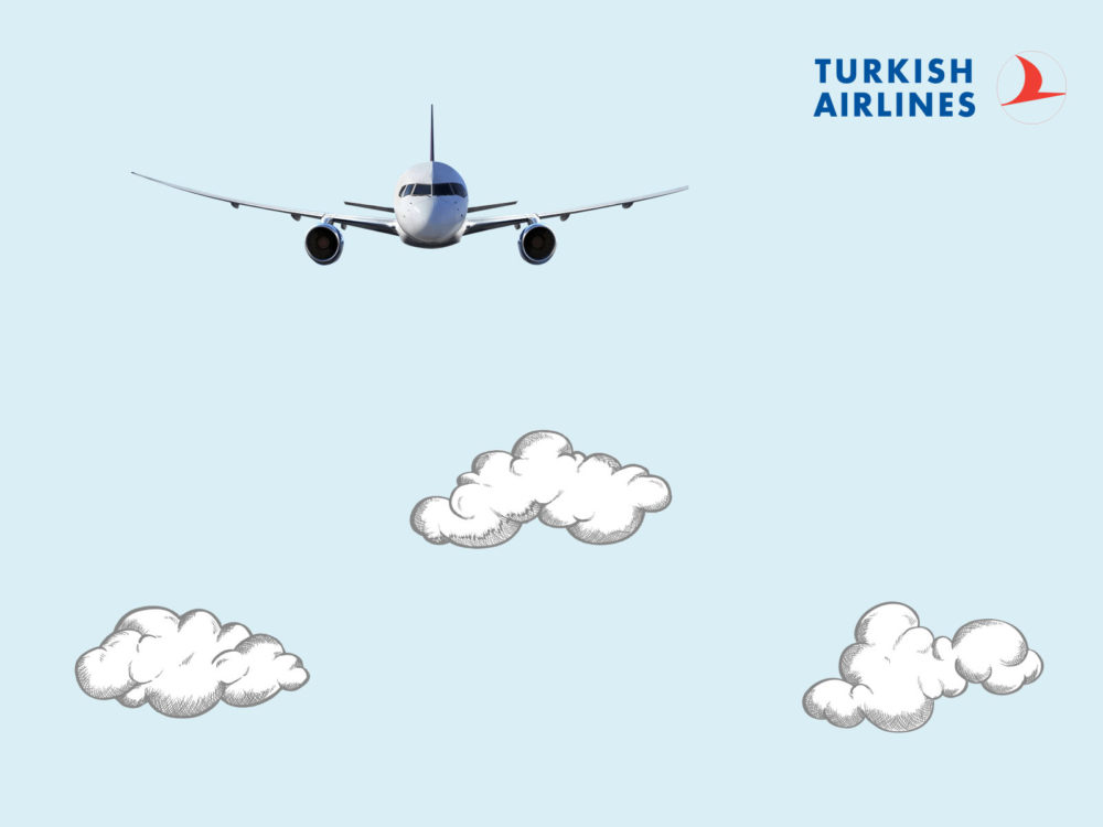 Turkish airlines backgrounds blue transportation white templates normal resolution toneelgroepblik Images