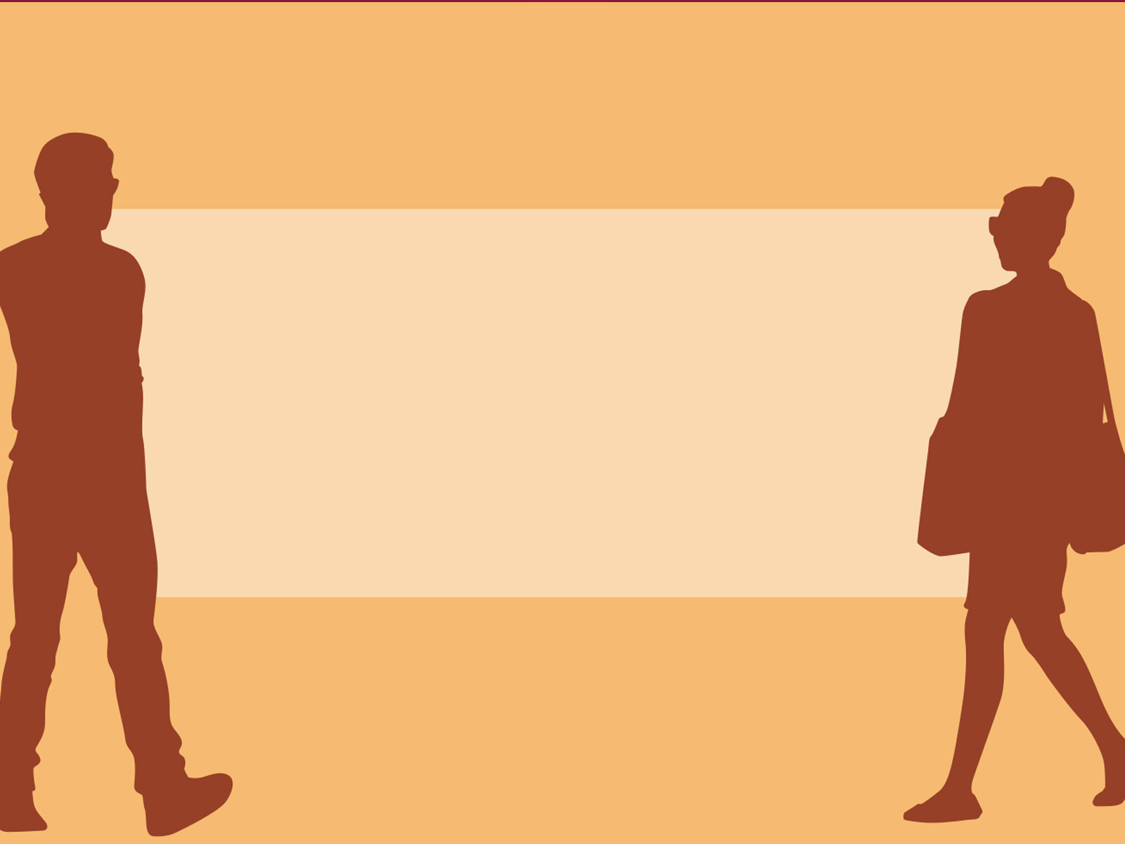 Walking People Silhouette Backgrounds
