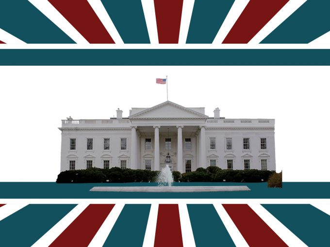 White House PPT Backgrounds