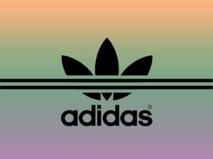 Adidas Sport Brand PPT Templates