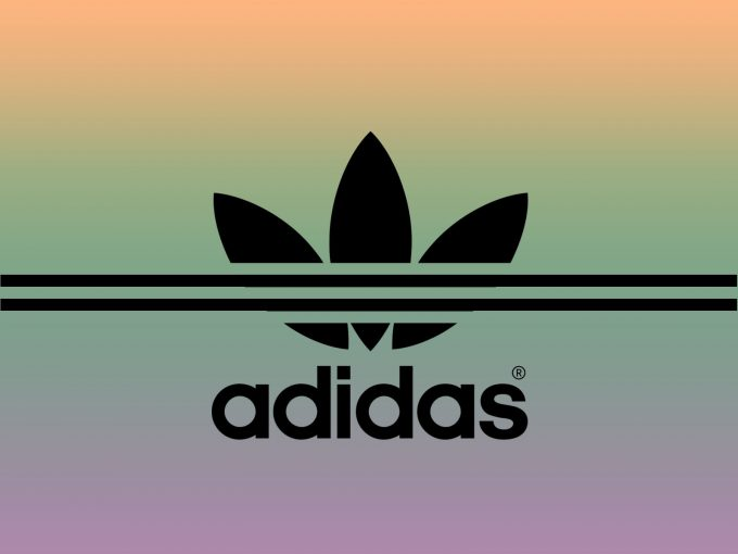 Adidas Sport Brand PPT Backgrounds