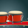 Bongos Instrument Backgrounds