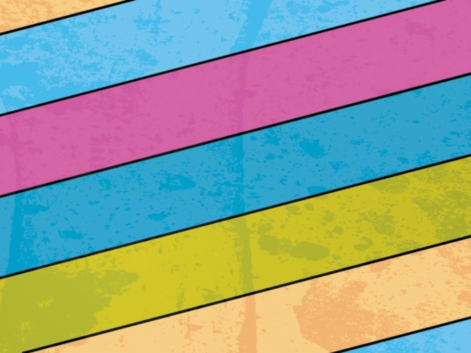 Colorful Rectangular Pattern PPT Backgrounds