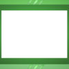 Green Frame PPT Backgrounds