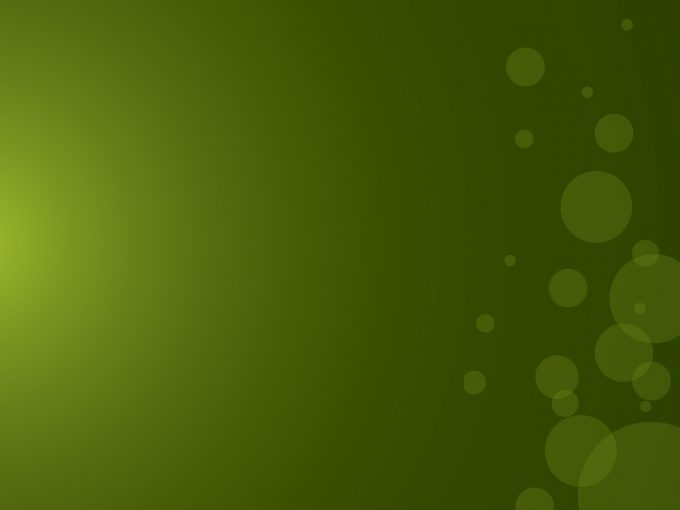 Green Theme PPT Backgrounds