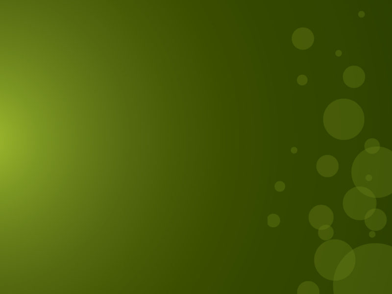Green Theme Powerpoint Backgrounds