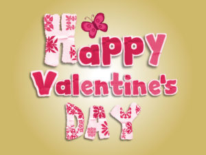 Happy Valentine's Day PPT Backgrounds