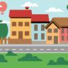 Neighborhood Life Backgrounds
