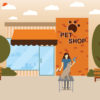 Pet Shop Backgrounds