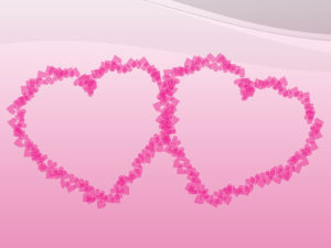 Pink Heart Backgrounds