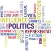 Politics Terms Powerpoint Backgrounds