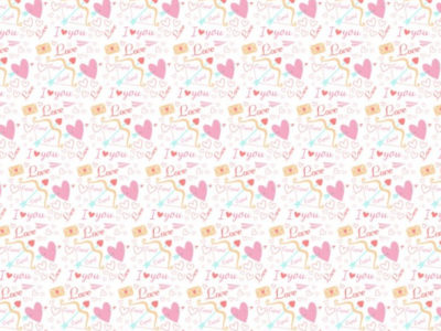 Valentine Hearts PPT Backgrounds
