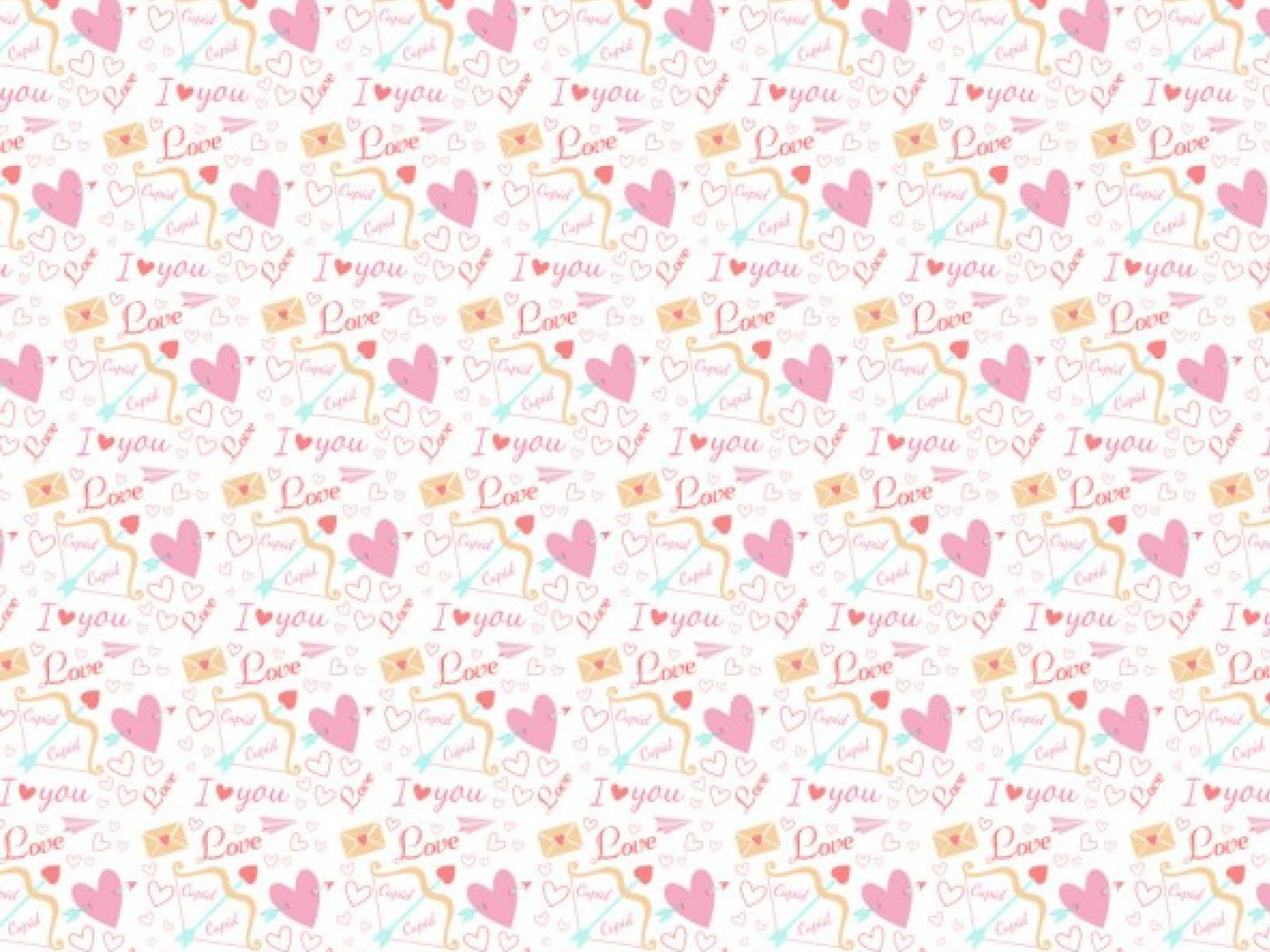 Valentine Hearts PPT Backgrounds
