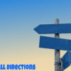 All Directions Powerpoint Templates