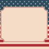American Nation Flag Backgrounds