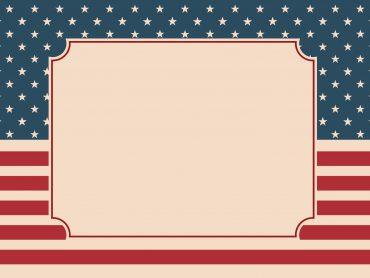 American Nation Flag