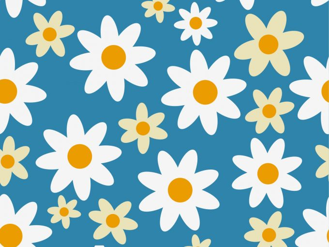 Camomile PPT Backgrounds