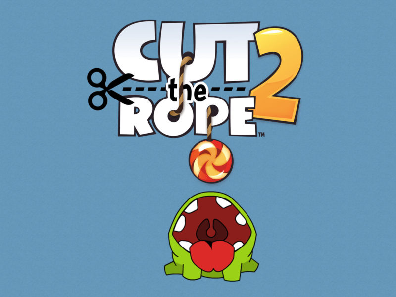 Cut the Rope Powerpoint Backgrounds