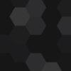 Dark Hexagon PPT Backgrounds