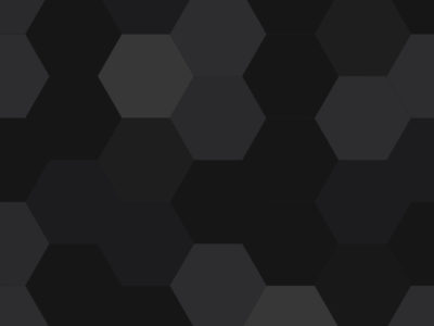 Dark Hexagon PPT Backgrounds