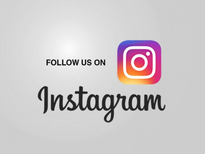 Follow Us On Instagram PPT Backgrounds