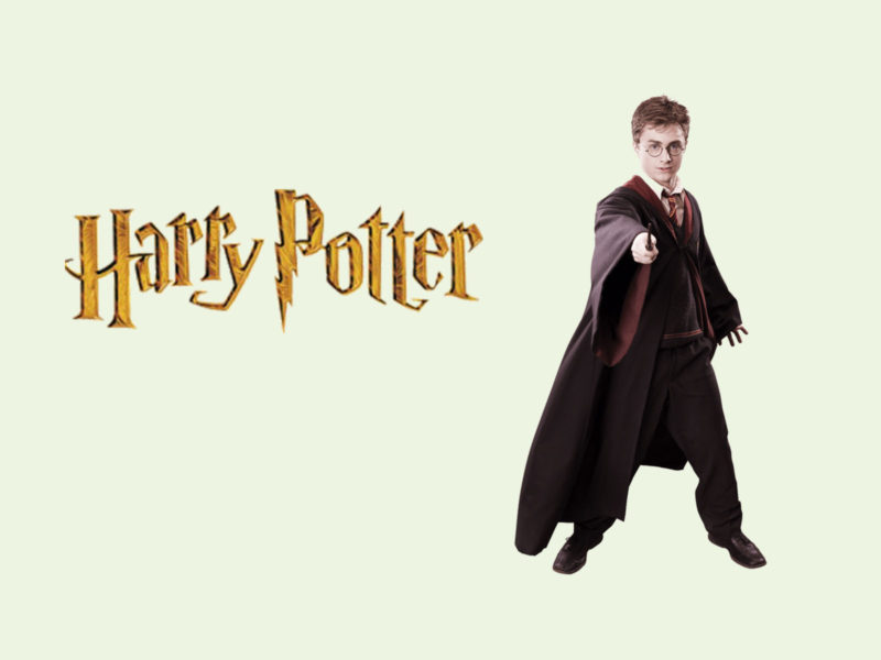 Harry Potter Tv Series Powerpoint Templates