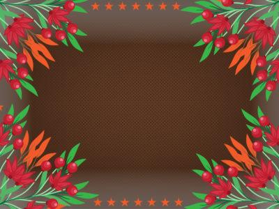 Orange Flowers Backgrounds
