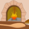 Bread Furnace Powerpoint Templates