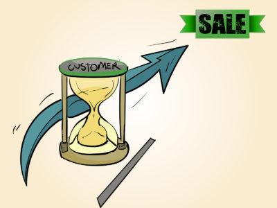 Customer Sale Powerpoint Templates