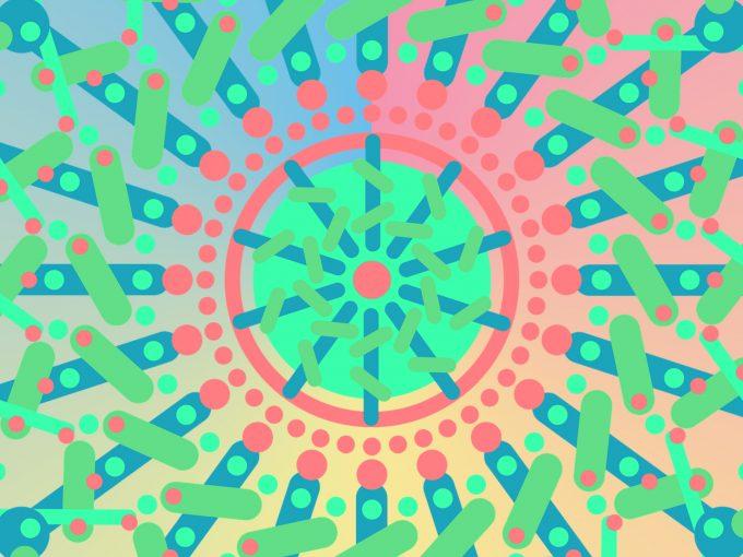 Geometric Design PPT Backgrounds